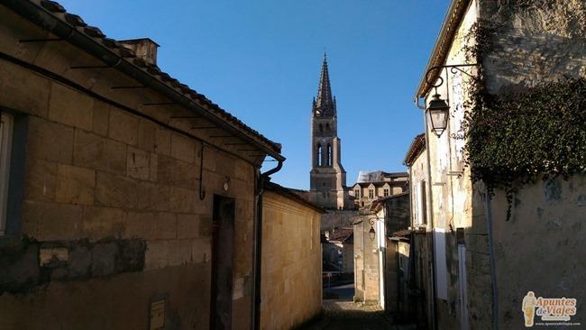 Visitar San Emilion Francia 9