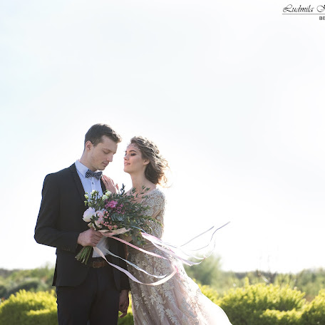 Wedding photographer Lyudmila Kulibaba (1988). Photo of 13.08.2017