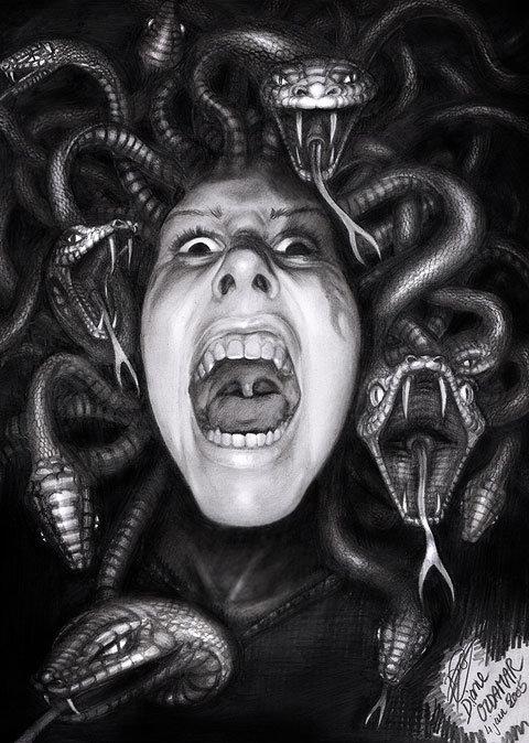 Medusa, Demonesses