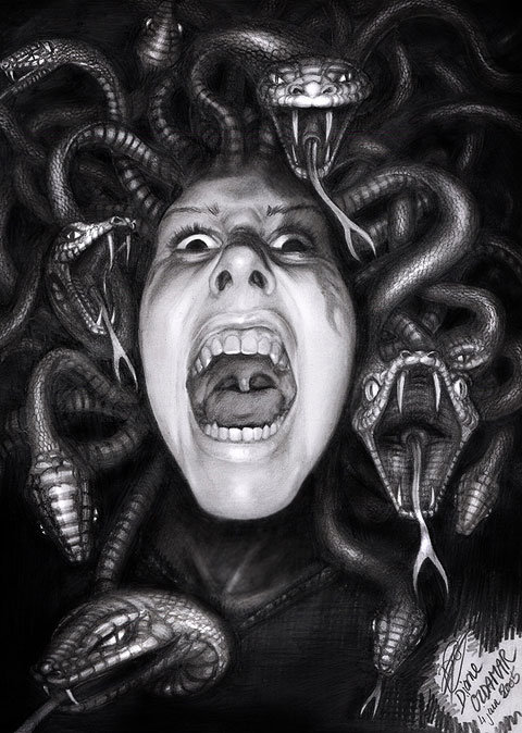 Medusa, Demonesses