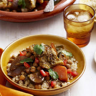 Fish and Vegetable Tagine.