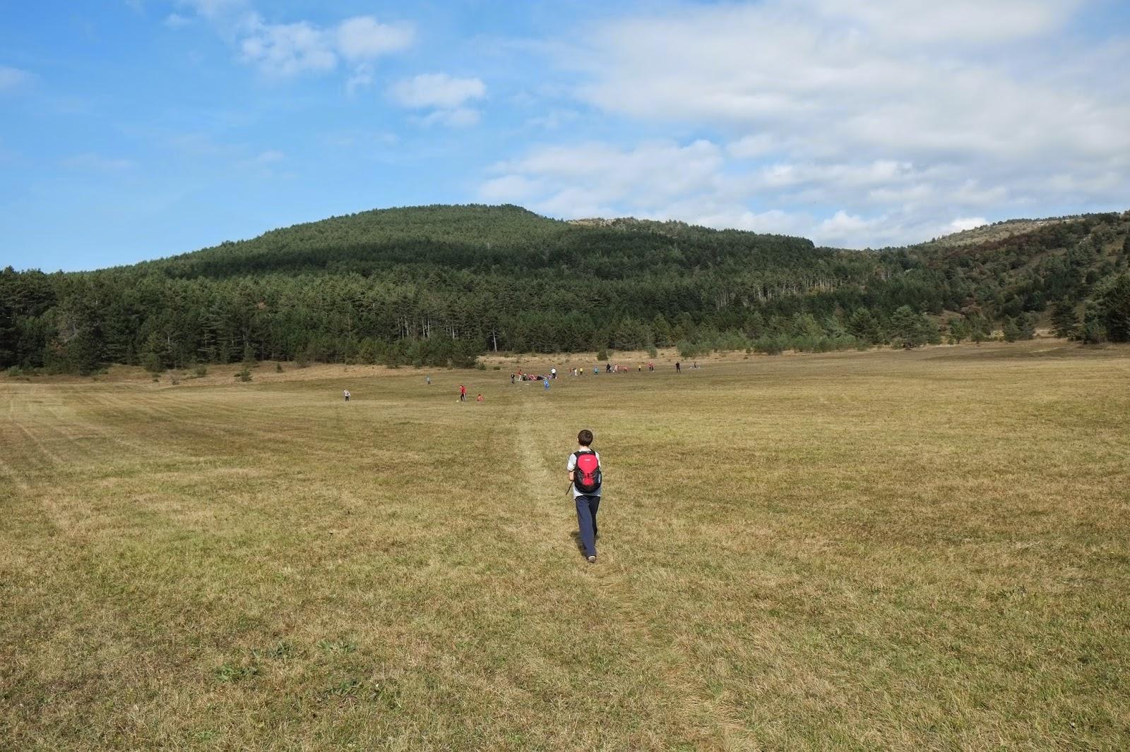 Pohod na Kozlek, Kozlek, 11.10.2014 - DSCF1189.JPG
