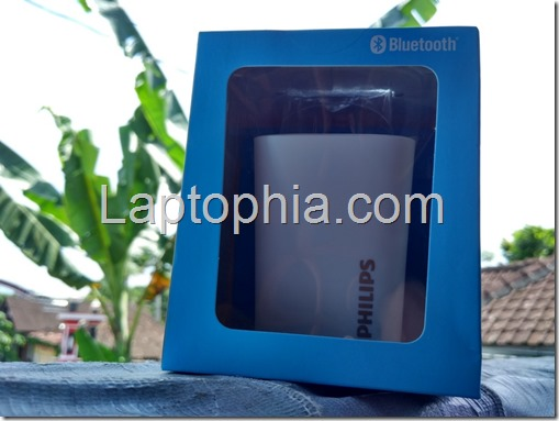 Unboxing Philips BT 100 Wireless Speaker