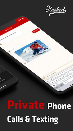 Hushed - 2nd Phone Number screenshot