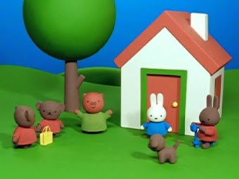 Miffy and Friends - Miffy Helps Grunty/Miffy Worries About Snuffy