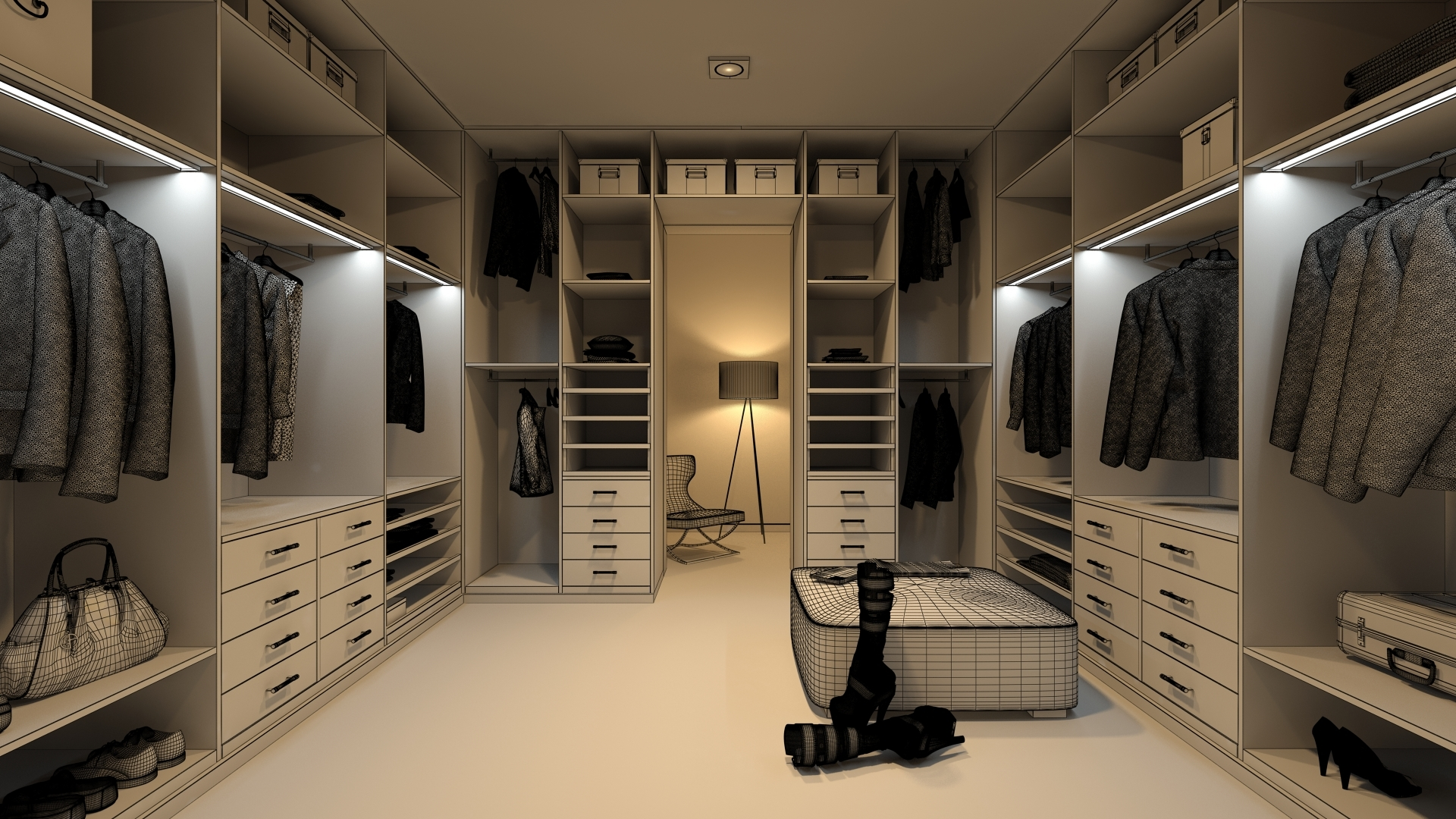 PLANNING A DRESSING ROOM YOU'LL WANT TO SPEND TIME IN 2