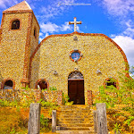 Very old church on Busuanga Island