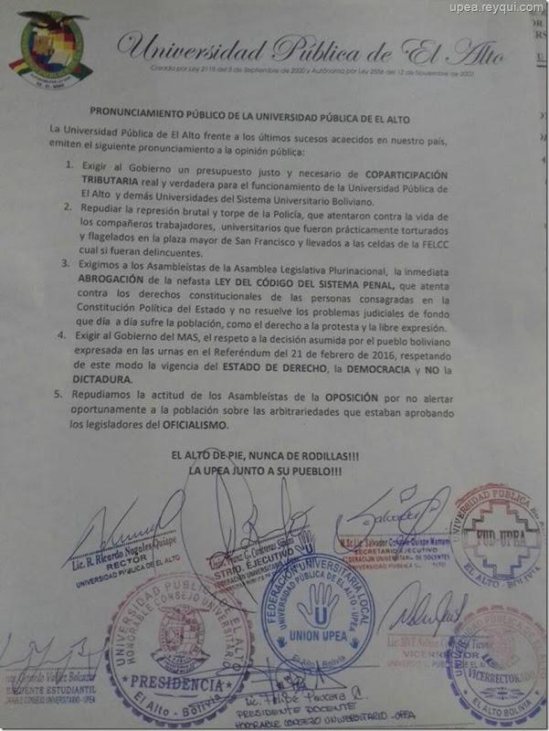 upea-pronunciamiento-la-upea-2018-reyqui