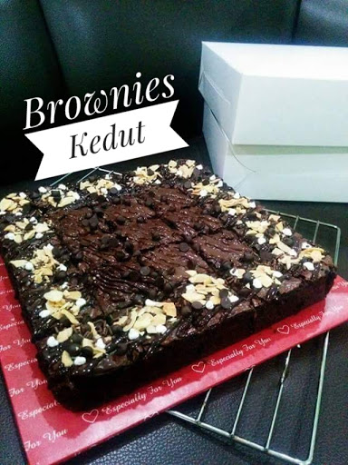 resepi kek brownies