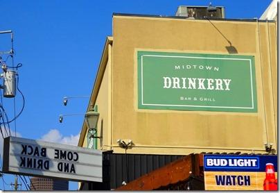 Midtown drinkery