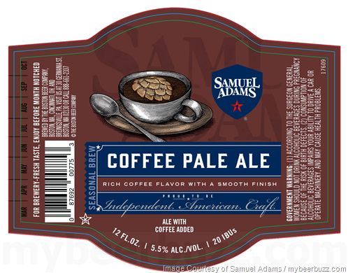 Samuel Adams - Coffee Pale Ale