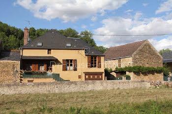 maison à Domecy-sur-le-Vault (89)