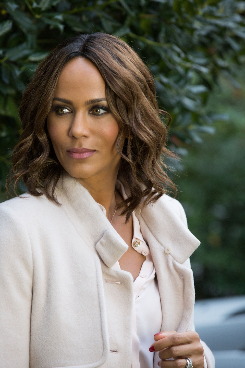 Nicole Ari Parker in ALMOST CHRISTMAS. (Photo by Quantrell D. Colbert / courtesy of Universal Pictures).