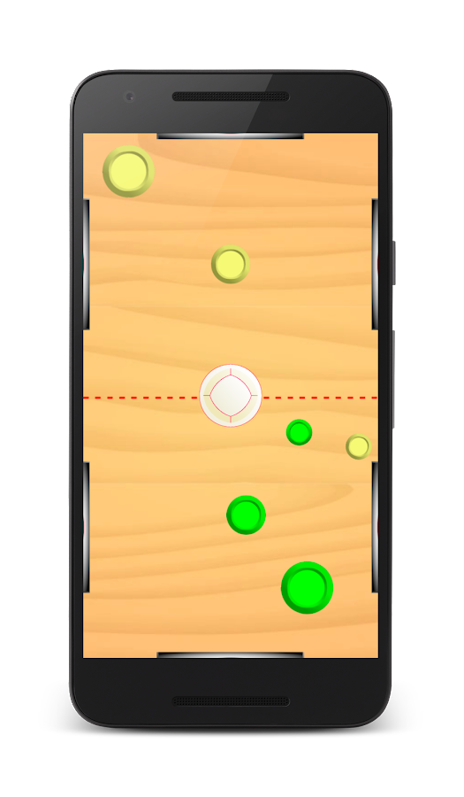 3vs3 Hockey - Two Players Game- screenshot