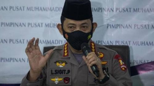 Novel Baswedan dan 55 Pegawai Eks KPK Jadi ASN Polri, Listyo Sigit Prabowo: Sudah Disetujui Presiden Jokowi