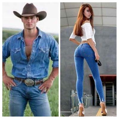 Sejarah jeans dari masa ke masa