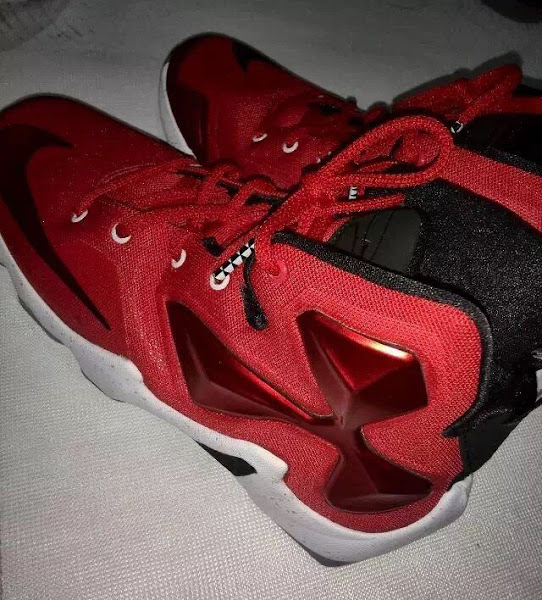 Another First Look at LeBron 13 Again in Kids Sizes