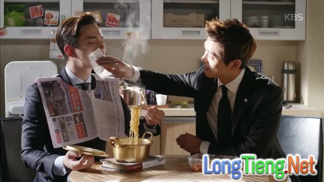 """""""Sếp Kim"""" khép lại cùng màn cover TT của Nam Goong Min và Jun Ho - Ảnh 2."""