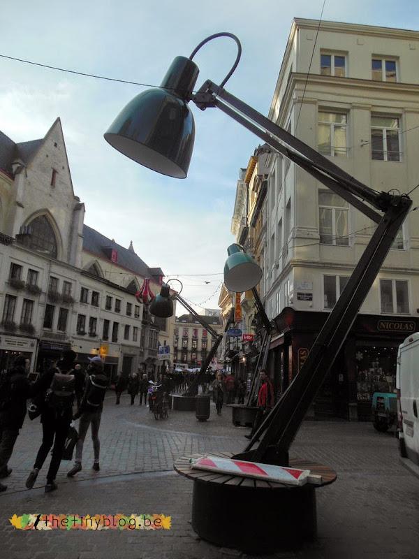 Bruxelles Giant Desk Lamps