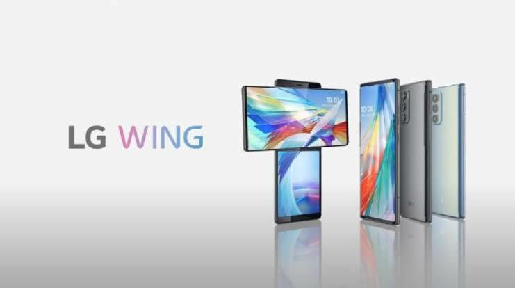 LG เปิดตัว LG Wing สมาร์ทโฟนจอหมุน พร้อมกล้องกิมบอลระดับโปรกับขุมพลัง Snapdragon 765G