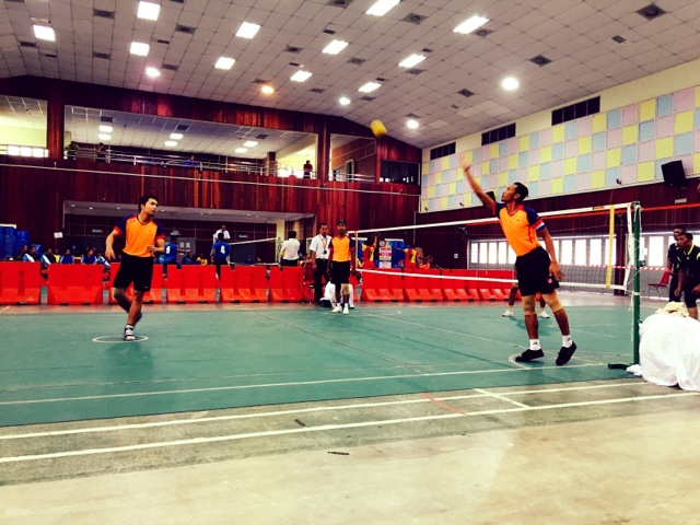 A Mind Of Its Own: Takraw For Dum'me'