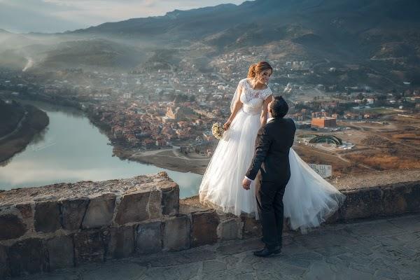 Свадебный фотограф Бессарион Чахвадзе (Bessarion). Фотография от 15.03.2018