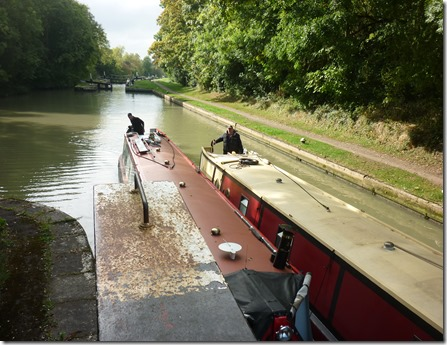 9 coming into stockton top lock