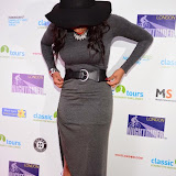 WWW.ENTSIMAGES.COM -     Ayshia Armani    at         Nightrider 2015 - VIP launch party at Grange St Paul's Hotel, London November 4th 2014Charity bike ride launches its 2015 challenge. Main event takes place in June 2015                                               Photo Mobis Photos/OIC 0203 174 1069