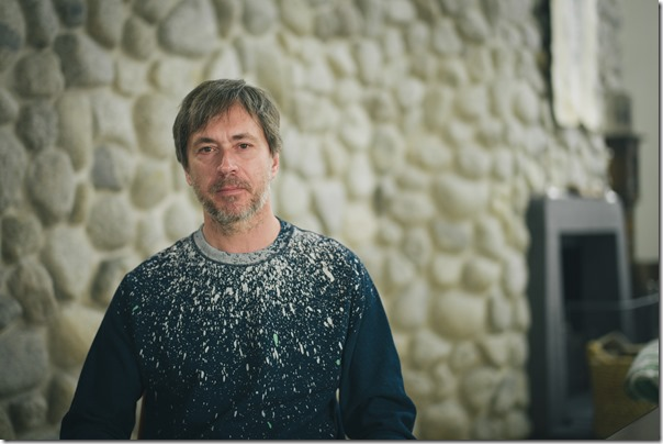 Marc Newson portrait