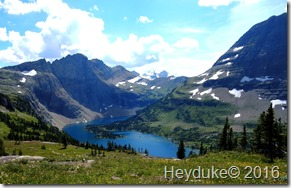 Hidden Lake Trail Glacier NP MT 093