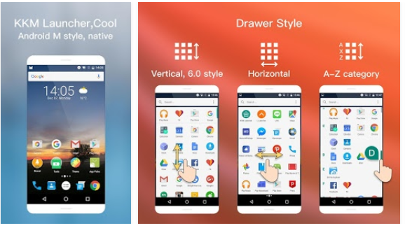 Download Top 7 Best Android 6 0/6 0 1 Marshmallow Launchers