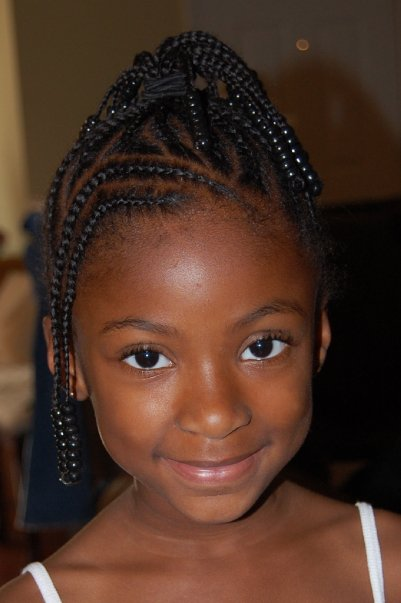 natural updo hairstyles for black women. Little girl natural updo