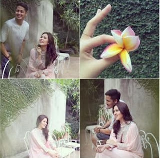 Raisa dan keenan pearce