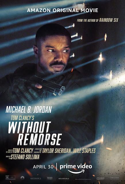 Amazon Prime Video presenta el tráiler de Tom Clancy's Without Remorse