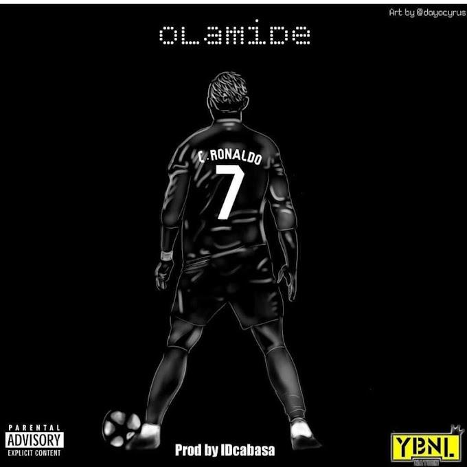 "[Song] Olamide – ""C.Ronaldo"""