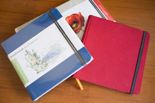 Book Cover Watercolor Red : Review hand book watercolour sketchbook from global art