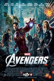 Baixar Filme Os Vingadores (2012) Dublado Torrent Grátis