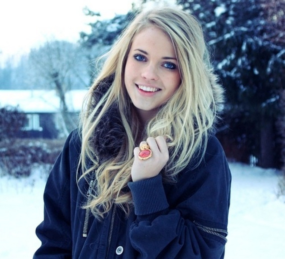 The Most Beautiful Norway Blogger 3