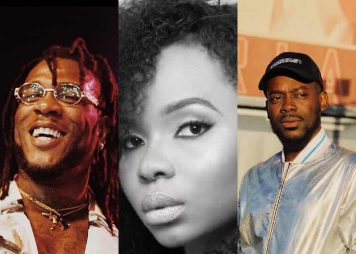 Grammy Awards To Consider Nigerian Artistes Adekunle Gold, Yemi Alade & Burna Boy For Nominations #Abiodunsblog, ENTERTAINMENT, #adekunlegold, #burnaboy, #seunkuti, #yemialade