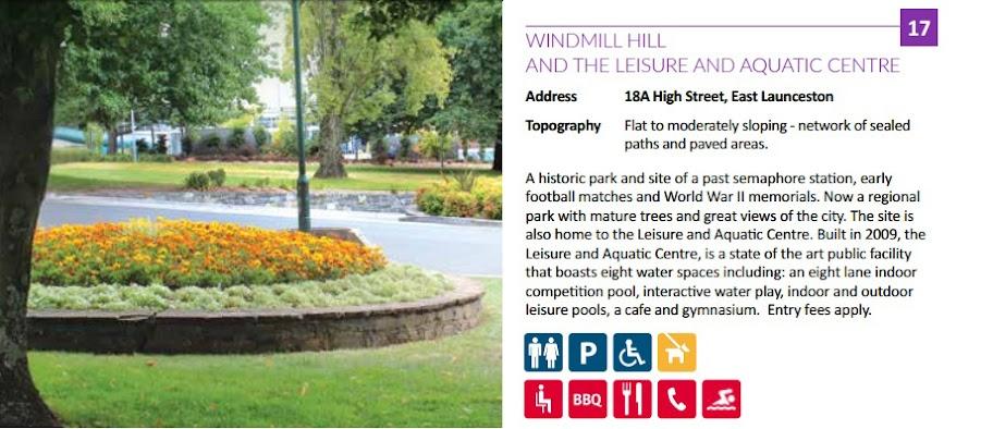 Winmill Hill Aquatic Centre East Launceston