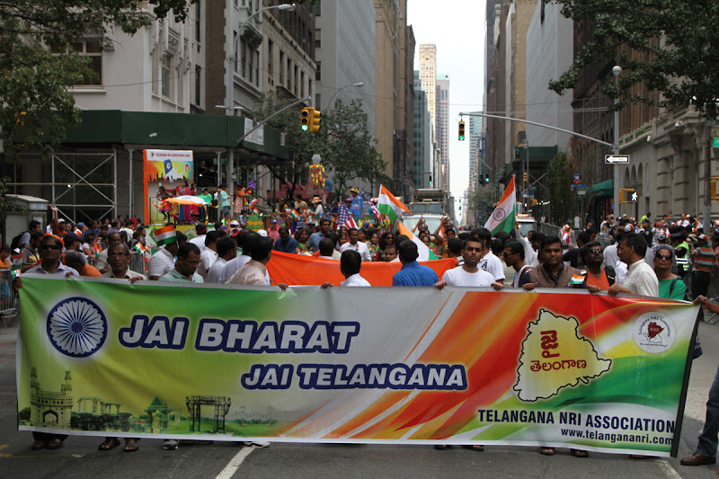 Telangana State Float at India Day Parade NY 2015 - IMG_7101.jpg