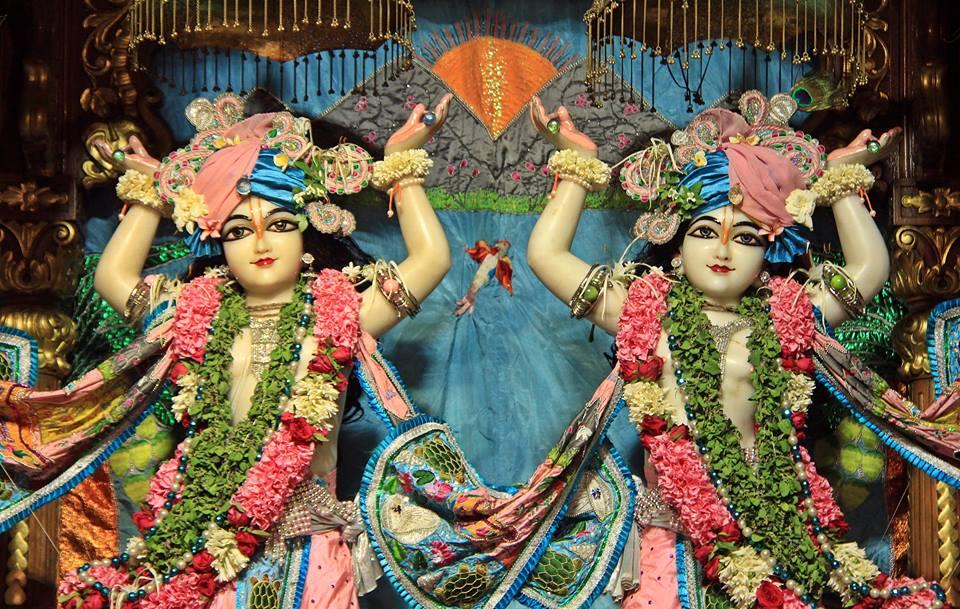 ISKCON Delhi  Deity Darshan 14 June  2016 (6)