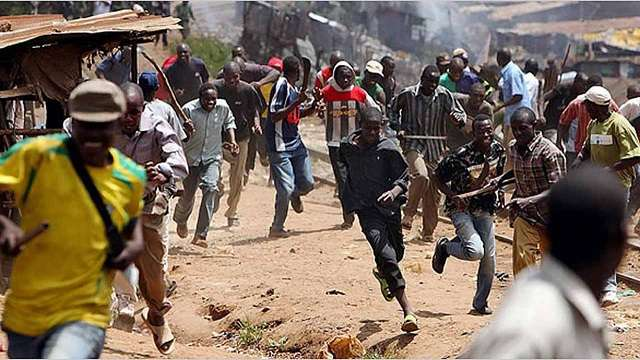 Igbo Traders, Fulani Butchers , Market,Enugu State,Clash Broke,Killed