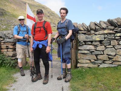 Simon Bowen, Andrew Darby & James Briggs