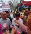 Gubri Hadiri Gebu Minang Di Mandau.