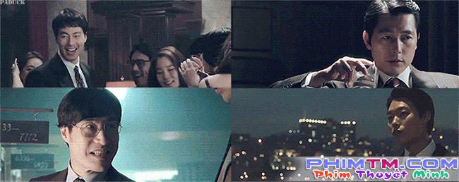 The King: Tuyệt phẩm điện ảnh của cặp quý ông đẹp nhất Hàn Quốc! - Ảnh 4.