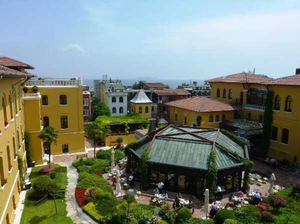 Hotel four seasons istanbul