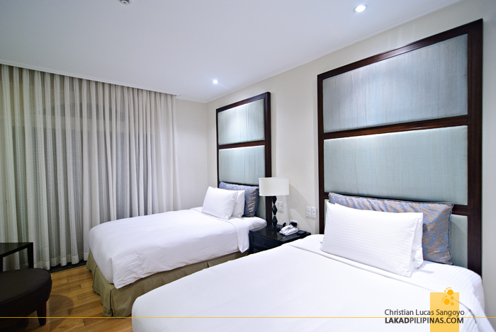 Modern Rooms at the Venezia Hotel in Legazpi City