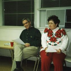 Fellowship Class - 1995-12 Christmas Party