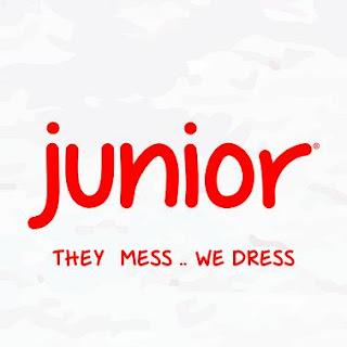 فروع جونيور ملابس اطفال